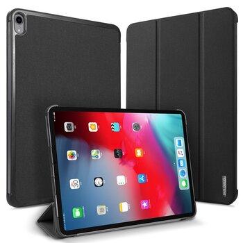 DUX Ducis Domo planšetdatora vāks ar vairāku leņķu statīvu un Smart Sleep funkciju iPad Pro 11 2018 black