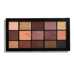Acu ēnu palete Makeup Revolution Re-Loaded 16.5 g, Velvet Rose