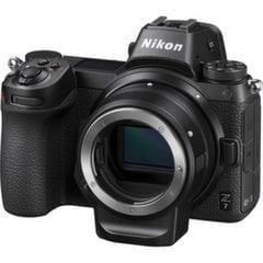 Nikon Z7 Body + FTZ savienotāja adapteris