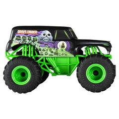 Visurgājējs Monster Jam Grave Digger 1:24 6044955