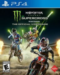 Monster Energy Supercross, PS4