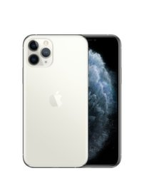 Apple iPhone 11 Pro, 256GB, Dual SIM, Sudraba