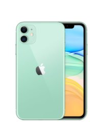 Apple iPhone 11, 128GB, Zaļš