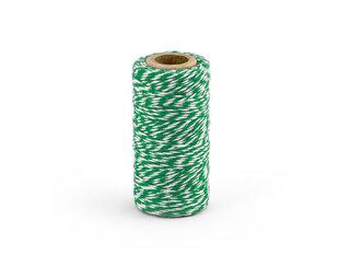 Dekoratīva aukla Emerald Green 50 m (1 kaste/ 50 gab.)