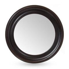 Spogulis ANCONA 82x82 cm, brūns