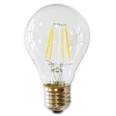 6W LED COG spuldze E27, A60, SAMSUNG CHIP cena un informācija | Spuldzes | 220.lv