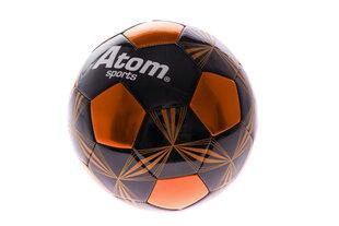 Futbola bumba Atom Sports, 4 izmērs cena un informācija | Futbola bumbas | 220.lv