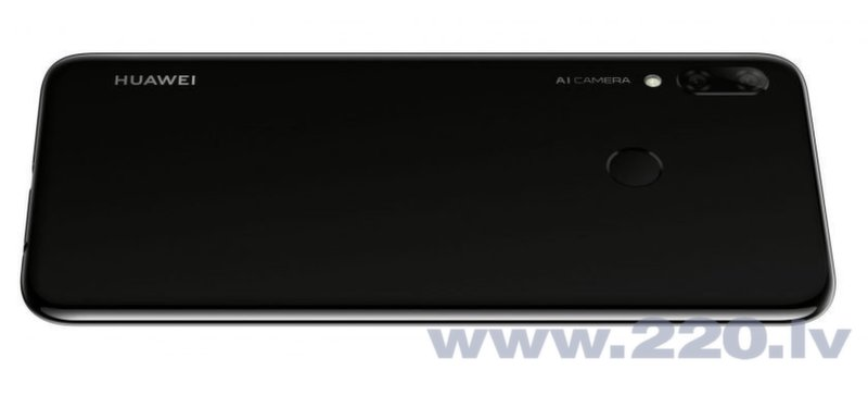 Huawei P Smart 2019, Dual SIM, 32 GB,Melns