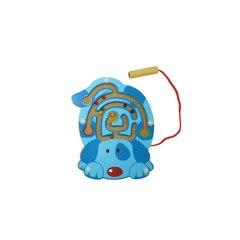 Koka magnētiskā rotaļlieta Kucēns, Playme