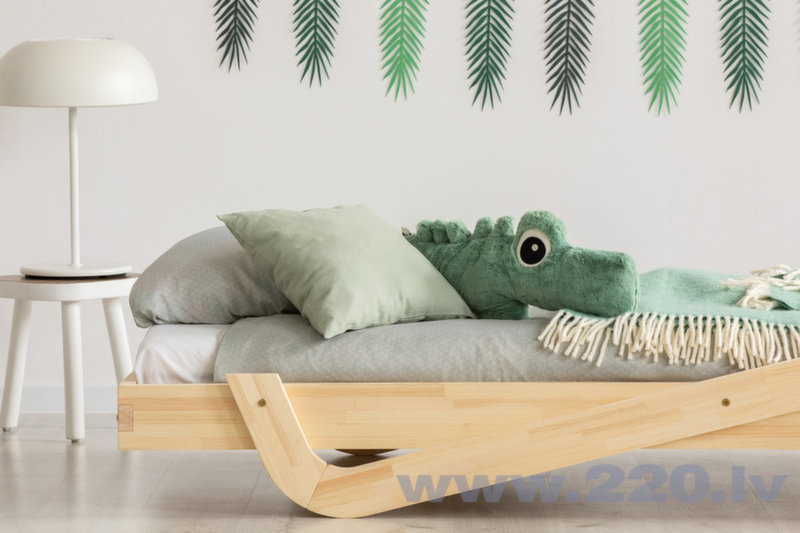 Кровать Selsey Stewart, 80x200 см