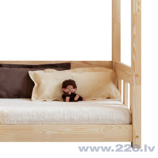 Bērnu gulta Selsey Mallory, 80x200 cm