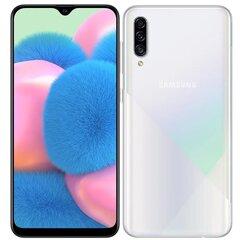 Samsung Galaxy A30s (A307F), 64GB, Dual SIM, Balts