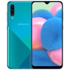 Samsung Galaxy A30s (A307F), 64GB, Dual SIM, Prism Crush Green cena un informācija | Samsung Mobilie telefoni, planšetdatori, Foto | 220.lv