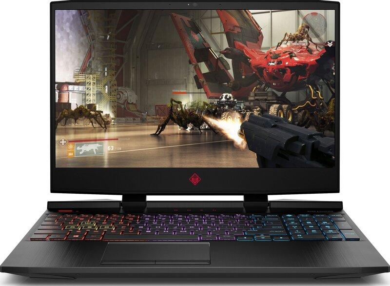 HP Omen 17-an114nw (5KT53EA) 16 GB RAM/ 512 GB M.2 PCIe/ 256 GB SSD/ Win10P cena