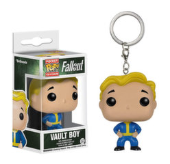 POP! Pocket Keychain: Fallout - Vault Boy