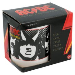 AC/DC - Highway to Hell Mug, 320 мл