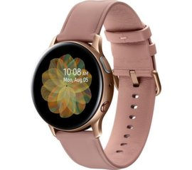 Samsung Galaxy Watch Active 2 BT, 40mm, Rose Gold (Stainless) cena un informācija | Samsung Galaxy Watch Active 2 BT, 40mm, Rose Gold (Stainless) | 220.lv
