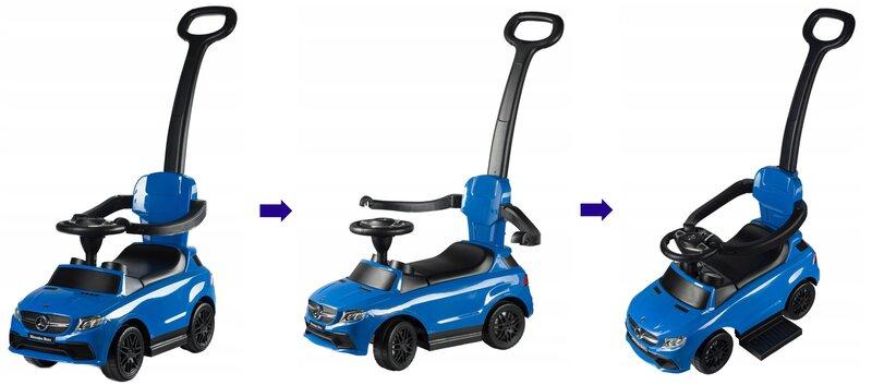 Stumjamā mašīna Mercedes-Benz 3288 blue