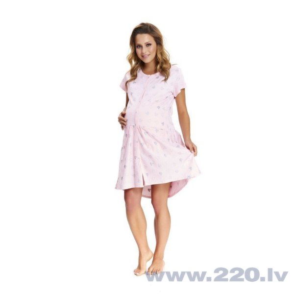Grūtnieces nakts kleita DN-Nightwear, TCB.9444