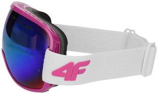 Slēpošanas brilles 4F GGD350, rozā