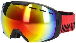 Slēpošanas brilles 4F GGM255, sarkanas