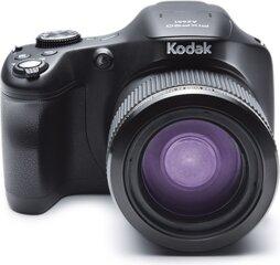 Kodak PixPro AZ651, Melns cena un informācija | Digitālās fotokameras | 220.lv
