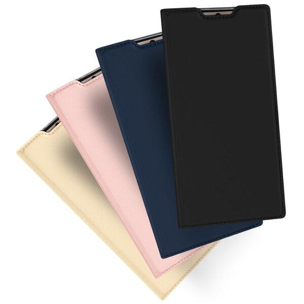 Dux Ducis Skin Pro, paredzēts Samsung Galaxy Note 10, Zils