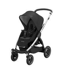 Maxi Cosi sporta rati Stella, 0-15 kg, Essential black cena un informācija | Bērnu rati | 220.lv