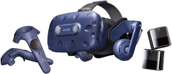 Virtuālās realitātes brilles HTC Vive Pro (99HAPY010-00) atsauksme