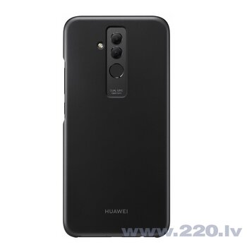 HUAWEI MATE 20 LITE PROTECTIVE CASE BLACK