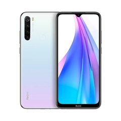 Xiaomi Redmi Note 8T 32GB, Dual SIM, Moonlight White