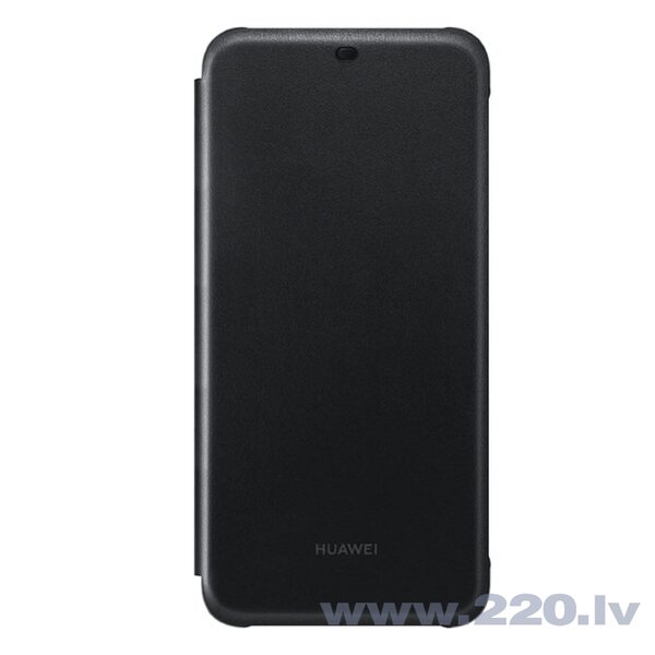 HUAWEI MATE 20 LITE WALLET COVER BLACK