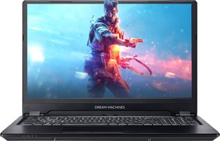 Dream Machines RS2060-16PL40 8 GB RAM/ 240 GB M.2 PCIe/ 480 GB SSD/ Windows 10 Home