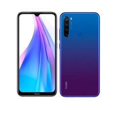 Xiaomi Redmi Note 8T 128GB, Dual SIM, Starscape Blue