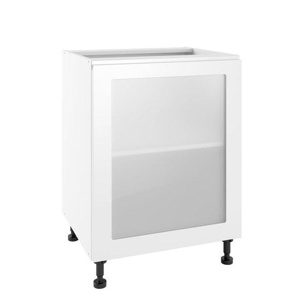 Virtuves skapītis Lupus Vegas 1DS 60 cm, balts