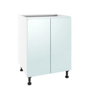 Virtuves skapītis Lupus Vegas 2D 60 cm, zaļš cena un informācija | Virtuves skapīši | 220.lv