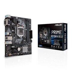 Aars Prime H310M-K R2.0 cena un informācija | Mātesplates | 220.lv