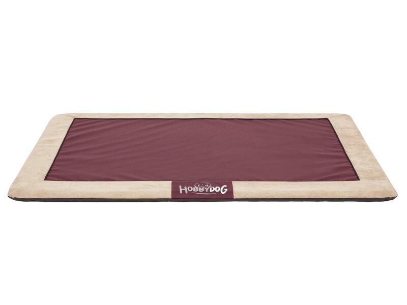 Paklājs Hobbydog L, 90x70 cm, sarkans