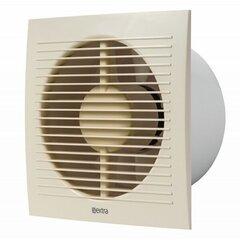 Elektriskais ventilators E-EXTRA, Ø150mm cena un informācija | Ventilatori vannas istabai | 220.lv