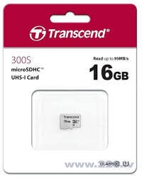Transcend SD300S, 16GB cena