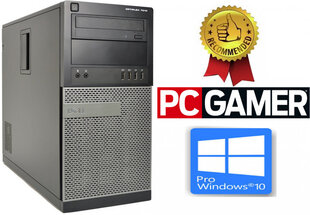 Procesorius DELL Optiplex 7010 Core i5-3570 16GB 240SSD + 1TB HDD Windows 10 Professional cena un informācija | Procesorius DELL Optiplex 7010 Core i5-3570 16GB 240SSD + 1TB HDD Windows 10 Professional | 220.lv