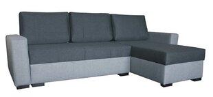Universāls mīksts dīvāns TMS Como Small, pelēks cena un informācija | Universāls mīksts dīvāns TMS Como Small, pelēks | 220.lv