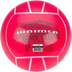 Pludmales volejbola bumba Waimea 16TB, rozā, 13 cm cena un informācija | Pludmales volejbola bumba Waimea 16TB, rozā, 13 cm | 220.lv