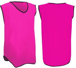 T-krekls-veste futbola treniņiem Avento 75OC, rozā