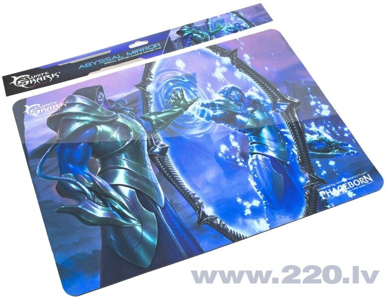 White Shark Gaming Mouse Pad Abyssal Mirror MP-1883