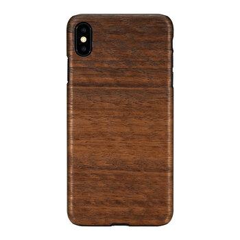 MAN&WOOD SmartPhone case iPhone XS Max koala black cena un informācija | Maciņi, somiņas | 220.lv