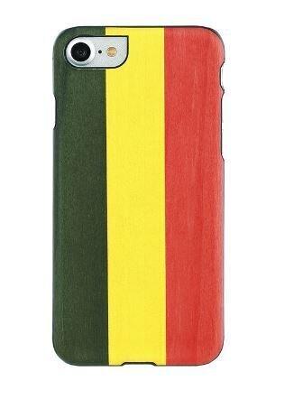 MAN&WOOD SmartPhone case iPhone XR reggae black
