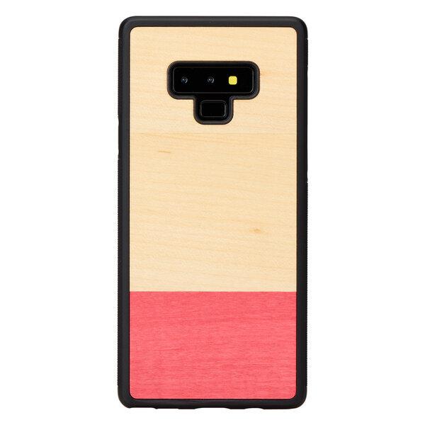 MAN&WOOD SmartPhone case Galaxy Note 9 miss match black