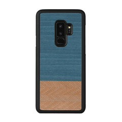 MAN&WOOD SmartPhone case Galaxy S9 Plus denim black