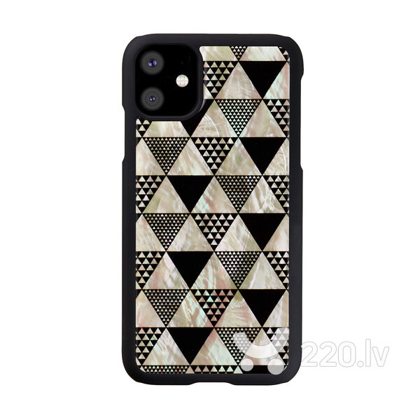 iKins SmartPhone case iPhone 11 pyramid black